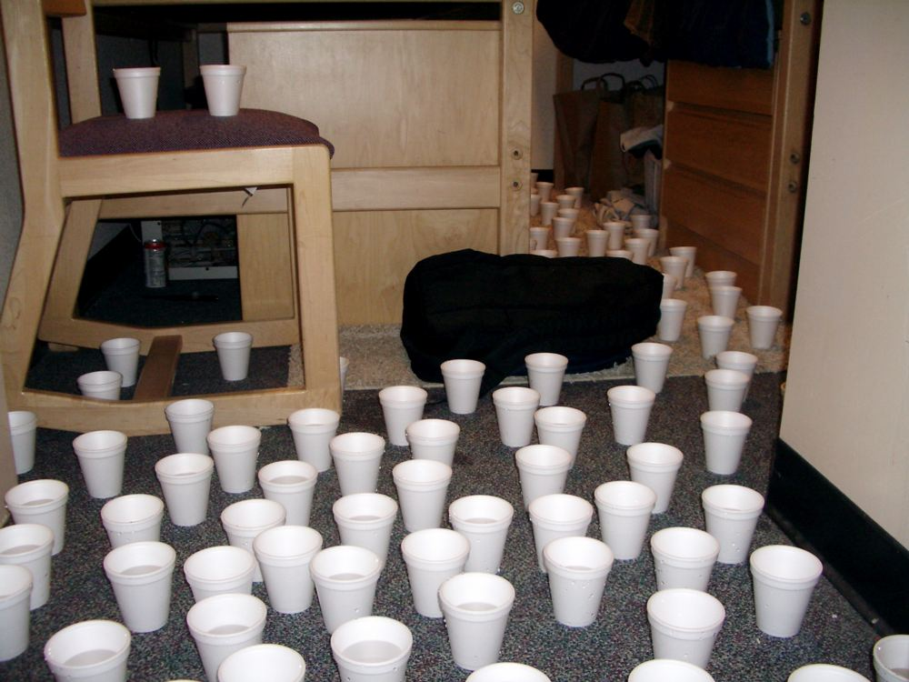 Bedroom 1. You were cupped